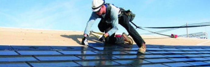 Солнечные батареи на крышу