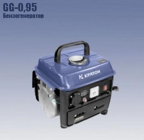 инструкция по эксплуатации кратон gg-0.95