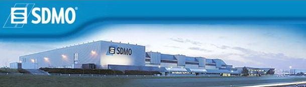 Завод компании SDMO