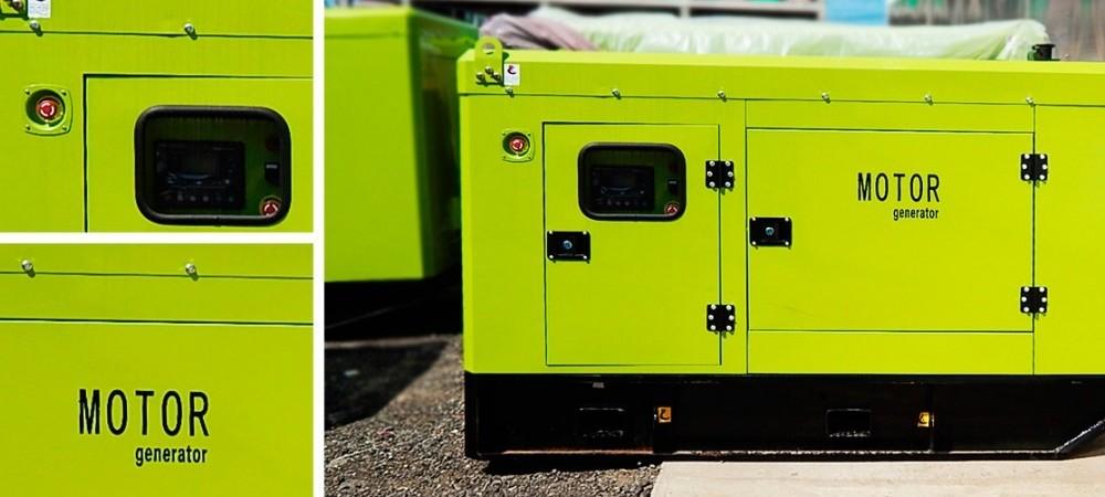 Промышленный генератор АД80-Т400