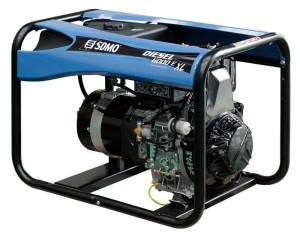 SDMO EX 6000 E XL