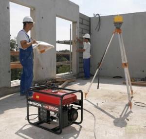 Применение на стройплощадках