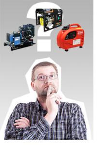 По каким критериям выбирать генератор