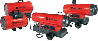 Оборудование марки Aerotek