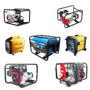Переносные модели генераторов