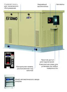 SDMO RES 12 TEC