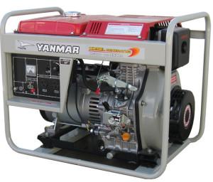 генератор марки Yanmar YDG5500N
