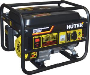 бензогенератор марки HUTER