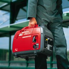 Бензиновый силовой агрегат Honda