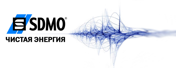 логотип компании sdmo