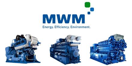 продукция от компании MWM