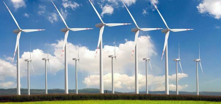 Ветряные и водяные силовые установки