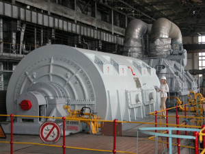 турбогенератор модели ТАП 6