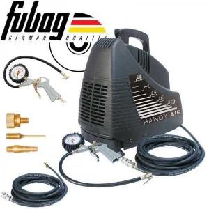 Сфера применения компрессоров модель Fubag Paint Master Kit