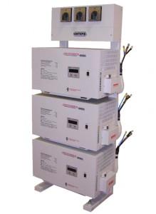 3х фазный агрегат марки Лидер