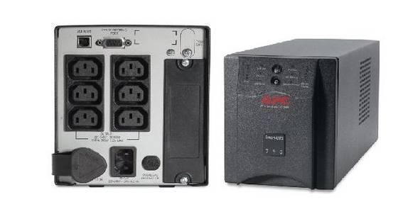 Модель Smart UPS SUA 750i