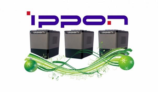 Логотип ippon
