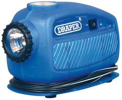 Агрегат для накачки шин марки Draper