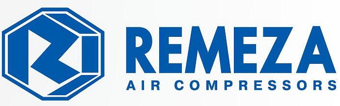 Логотип компании Ремеза