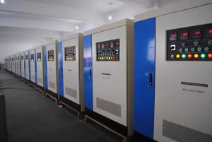 Сфера применения 3х фазных агрегатов