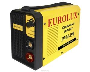 Сварочный аппарат марки EUROLUX 190