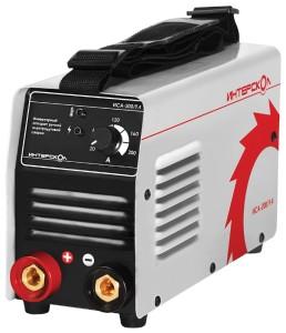 Инвертор Интерскол модели ИСА-200/9