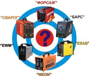 Популярные производители сварочного оборудования