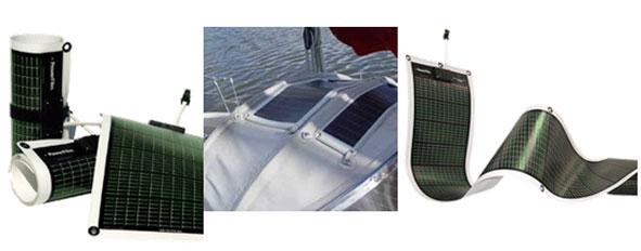 Мобильные солнечные панели