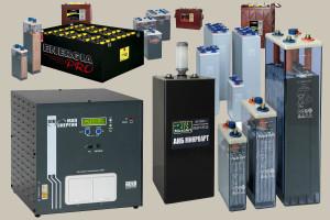 Различные виды преобразователей для солнечных батарей