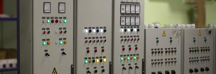 Шкаф управления наружным освещением