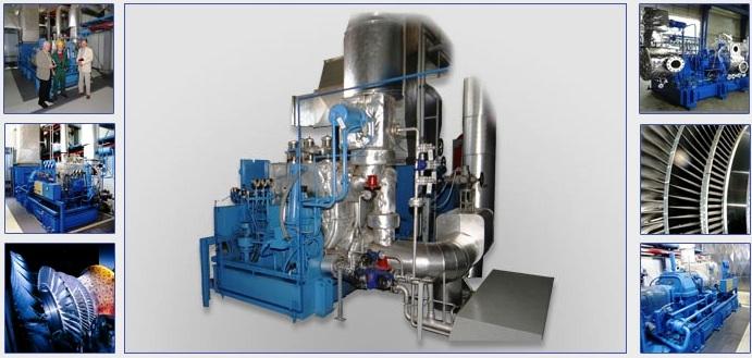 газопоршневая установка серии ATGL