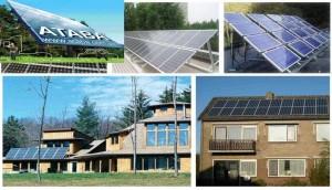 Сфера использования алтернативных источников энергии