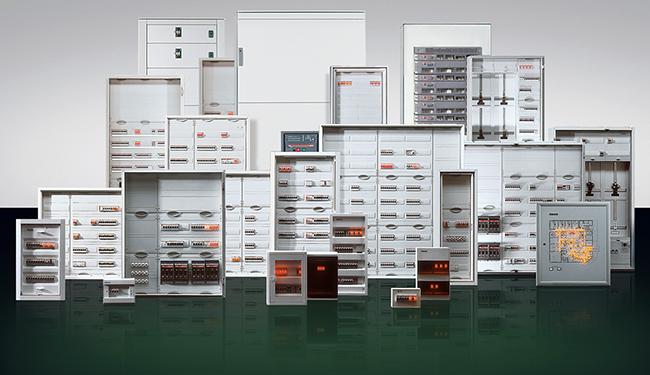 Модельний ряд продукции ABB