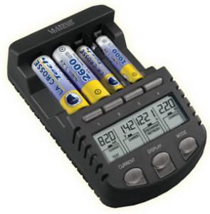 Зарядник для пальчиковых аккумуляторов