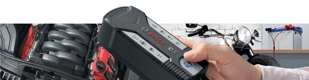 Зарядное устройство марки Bosch